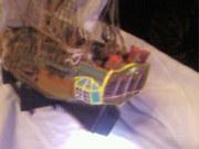 сувенири-подарки модели кораблей ручной роботи