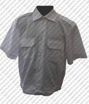 Рубашка форменная белая длинный рукав