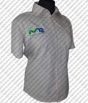 Пошив корпоративных рубашек,  производство корпоративной одежды