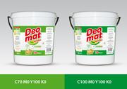 бесфосфатный стиральный порошок «DEO MAT» (Чехия)