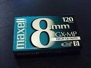видеокассеты для видеокамер 16мм и 8 мм