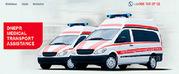ДнепрМедикал - перевезти лежачего больного из Винницы в Москву,  Минск