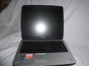 Продам ноутбук TOSHIBA б/у Pentium4 - оперативная память 1024 МБ,  виде