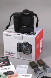 Canon 40D body   battery grip   4 accu   CF 4GB