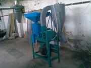 Зерно шліфувальна машина