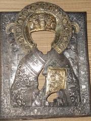 Продам Винница уникальный оклад к иконе