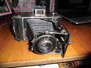 Фотоаппарат немецкый Sirius 1920 годов