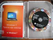 Установка операционных систем Microsoft MS Windows. Качественно.