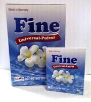 Порошок стиральный FINE Universal (Германия)