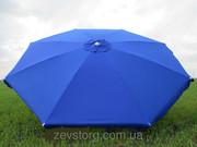Зонт круглый 3м очень прочный