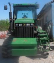 Продаем трактор на гусеничном ходу JOHN DEERE 8410T,  2002 г.в.