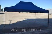 Надежный и прочный торговый шатер