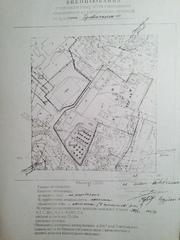 Земельный участок пл.3 га в центральной части г. Винница для застройки