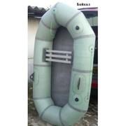 Надувная резиновая лодка