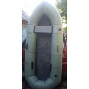 Надувная резиновая лодка Лисичанка