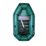 Надувная резиновая лодка Язь 1.5 м из ПВХ Лисичанка