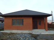 Продам новый дом с отоплением и водоснабжением (с.Пирогова)