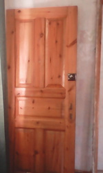 Продам вхідні двері б/в.
