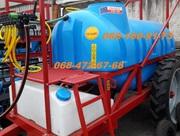Обприскувач  ОП 2000л-2500л для захисту рослин