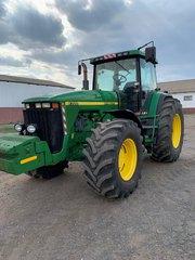 Трактор колесный John Deere 8300  1999 року випуск потужн.235 л.с
