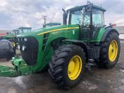 трактор  John Deere 8330,  2007 г.в.  300л.с. нар 6490м.ч.