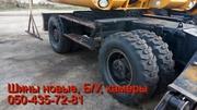 Шины бу для Комбайнов 650/75-32,  Колеса 15.5/80-24 недорого новые и бу