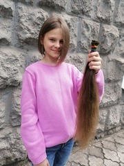 Продать волосы в Виннице  дорого.Стрижка в подарок.